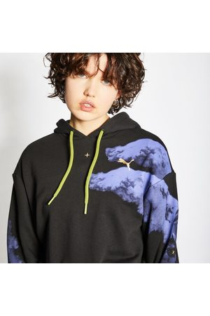 PUMA Evide Graphic Over The Head - Dames Hoodies