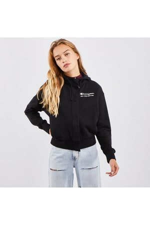 Champion Rochester Ice Full Zip Over The Head - Dames Hoodies
