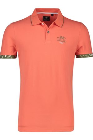 New Zealand Polo NZA Te Anau oranje