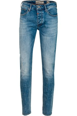 Tigha Heren Jeans - Heren Jeans Morty 90118 stone wash (light blue)