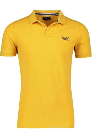 Superdry Polo geel