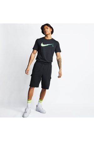 Nike Heren Shirts - T100 Shortsleeve - Heren T-Shirts