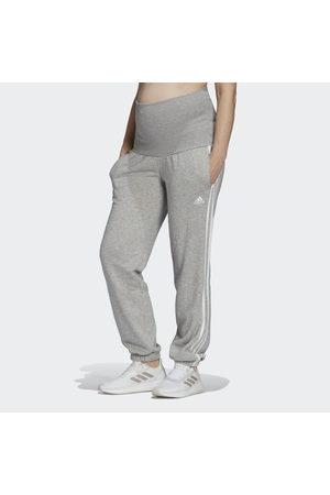 adidas Essentials Cotton 3-Stripes Broek (Positiekleding)