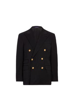 Ralph Lauren Gregory Wool Serge Suit Jacket