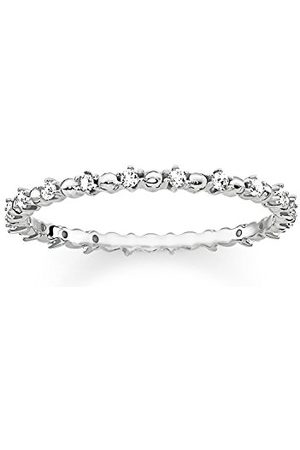 Thomas Sabo TR2153-051-14-56 partnerschapsringen sieraden › dames › ringen 56