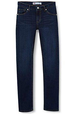 Levi's Kids Lvb 510 Skinny Fit Jeans voor jongens - blauw - 10 ans