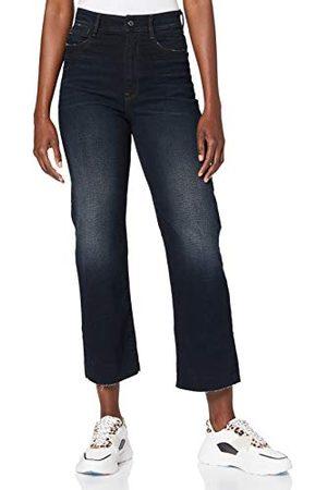 G-Star Dames Tedie Ultra High Waist Straight Jeans