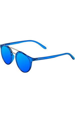 Northweek Unisex volwassenen Kate zonnebril, meerkleurig (Bright Blue/Black Polarized), 10.0