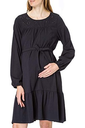 Mama Licious Dames Mlnessa L/S Jersey Abk Dress A. Jurk