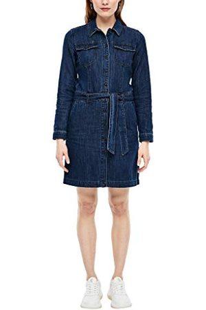 s.Oliver Dames jeansjurk jurk