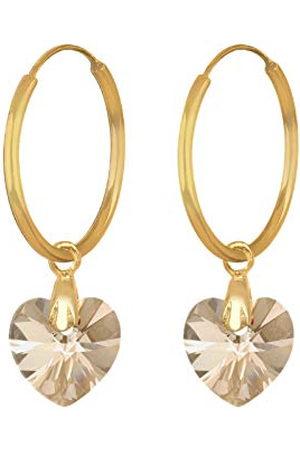 Elli Dames creolen 925 sterling zilver 0307780612