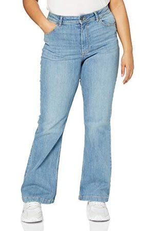 JACQUELINE DE YONG JDYELIA FLARED RW DNM NOOS jeans, medium blue denim, 25