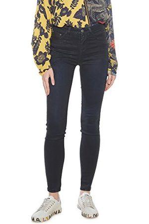 Desigual Denim_Yasmine Skinny Jeans voor dames
