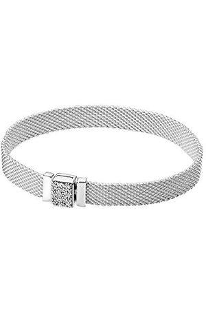 PANDORA Reflecties fonkelende sluiting armband sterling 21 cm