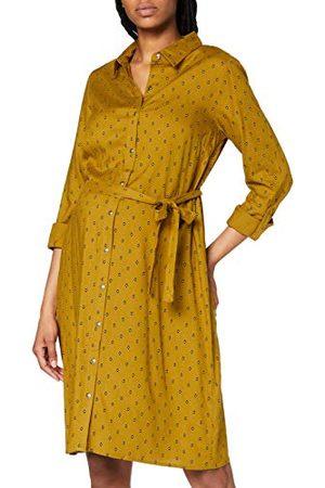 Mama Licious Dames Mlmercy L/S Woven Abk Shirtdress AOP A. Jurk
