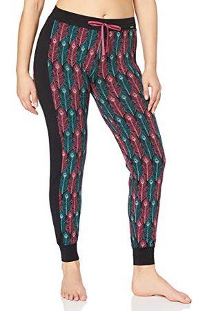 Skiny Lange pyjama-onderbroek voor dames.