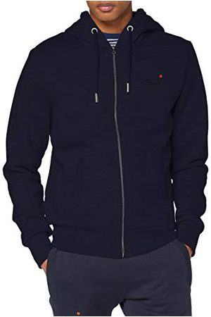 Superdry Heren Ol Classic Ziphood Ns Sweater