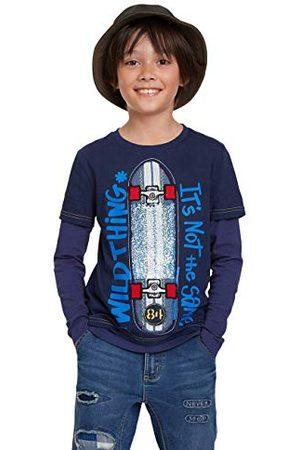 Desigual T-shirt voor jongens Omar lange mouwen