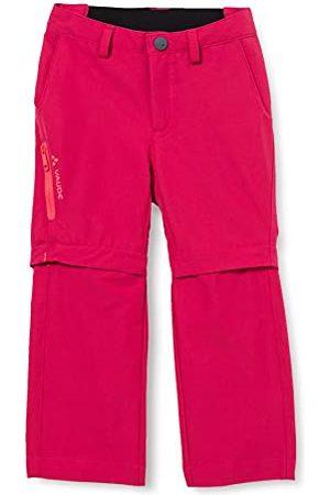 Vaude Unisex Kids Detective Stretch Zo Pants broek voor kinderen