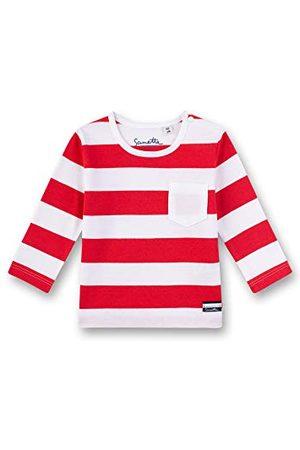Sanetta Baby-jongens Fiftyseven shirt met lange mouwen