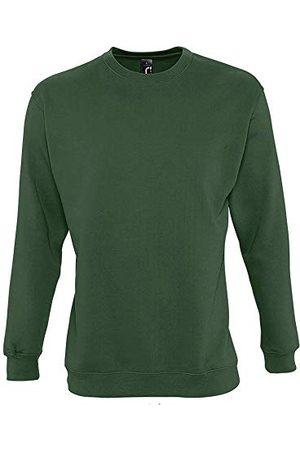 Sols New Supreme sweatshirt unisex flesgroen T XS