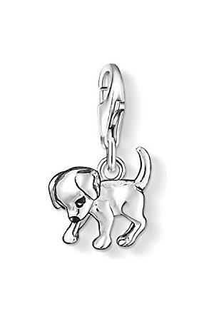 Thomas Sabo Dames Charm Hanger Hond Puppy Charm Club 925 Sterling 0885-007-12