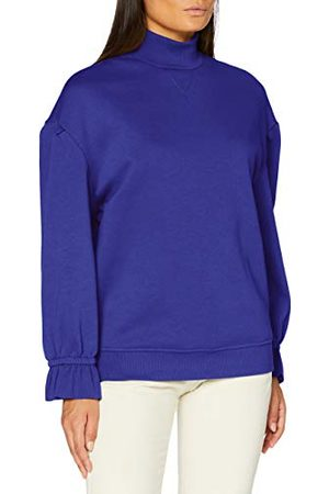 Urban classics Dames Dames Turtleneck Crew Sweatshirts