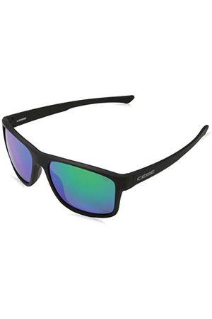 Cebe Unisex - Baxter zonnebril voor volwassenen Soft Touch Black Large