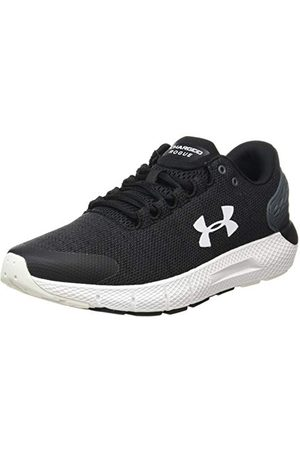 Under Armour Men's Charged Rogue 2 Twist Running Shoe, Black White White 001, 12 UK