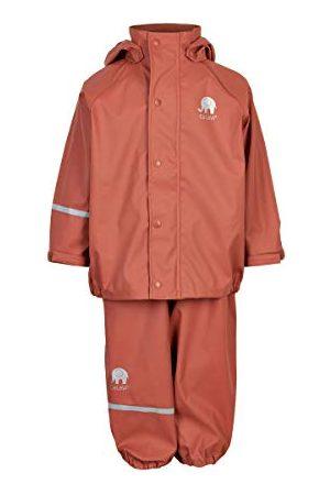 CeLaVi Basic Rainwear Set voor meisjes - Solid Pu Regenjas