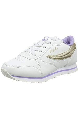 Fila 1010784, Sneaker Unisex-Kind 34 EU