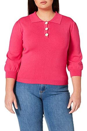 Morgan Magon Sweater Pullover Polokraag voor dames