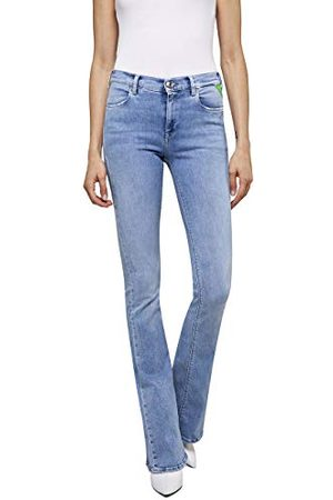 Replay Stella Flared Jeans voor dames