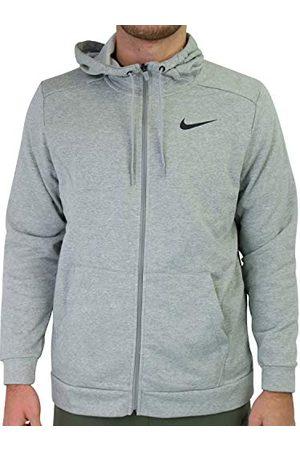 Nike CZ6376-063 M NK DF HDIE FZ FL sweatshirt voor heren dk grey heather/ 2XL