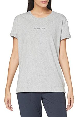 Marc O'Polo Body & Beach Marc O'Polo Body & Beach Dames Mix W Shirt Crew-Neck Slaappak Top