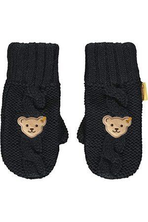 Steiff Meisjeshandschoenen met schattige teddybeer applicatiehandschoenen.