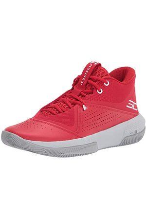 Under Armour Heren 3023917-600_41 Basketbal Shoes, , EU