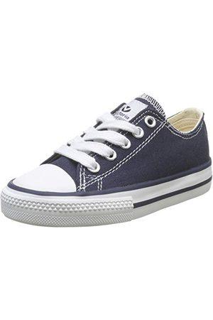 victoria Unisex Tribu Lona sneakers voor kinderen, (Marino 30)