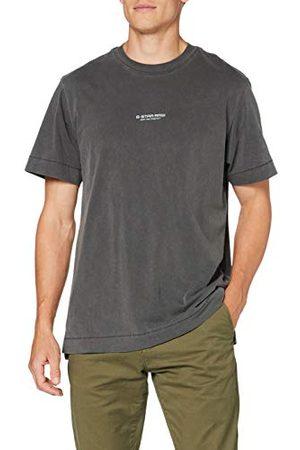 G-Star Heren T-shirt Reflective Logo Los
