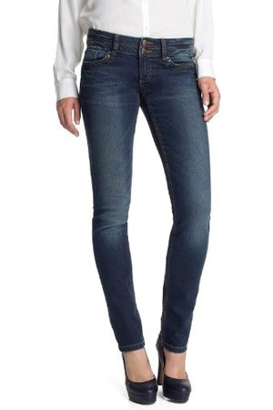 Esprit Dames jeans 073CC1B027 Five Skinny/slim fit (groen) normale band