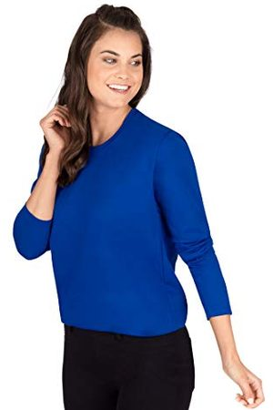 Trigema Dames 536501 shirt met lange mouwen