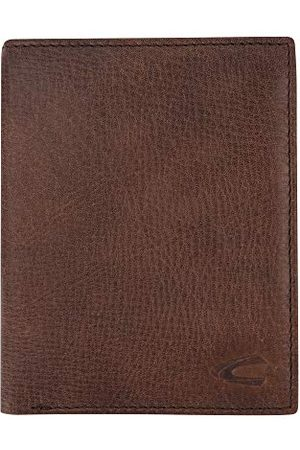 Camel Active Salo, high form wallet, donkerbruin