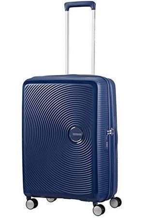 American Tourister Soundbox Spinner Uitbreidbaar