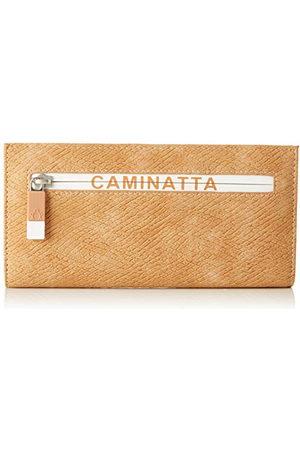 ctta caminatta Ctta wandatta Arena dames portemonnee, 3 x 10 x 19 cm (B x H x L)