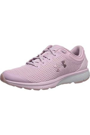 Under Armour Women's Charged Escape 3 Road Running Shoe, Pink Pink Fog Halo Gray Pink Fog 602 602, 6 UK