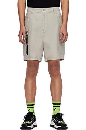 Armani London Fog Cargo Shorts voor heren