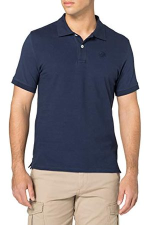 North Sails Polo S/S W/Embroidery heren