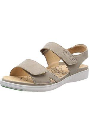 Ganter 5-200122, open sandalen met sleehak dames 42 EU
