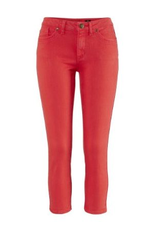 H.I.S Jeans Dames 7/8 Jeans, HIS-132-10-048 Skinny Slim Fit (haar) normale tailleband