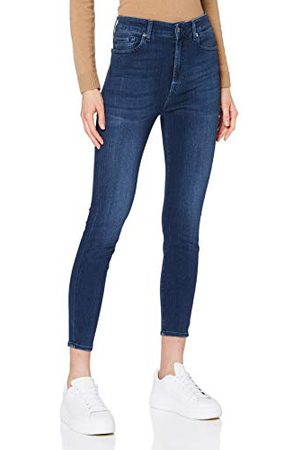 7 for all Mankind Aubrey Skinny Jeans voor dames